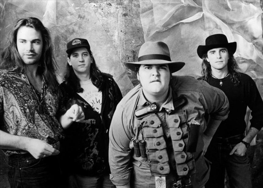 """That time 24-year-old John Popper told me that touring with the Allman Brothers was like studying """"the masters"""""""