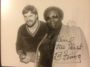 That time B.B. King told me how playing guitar was like telling the truth