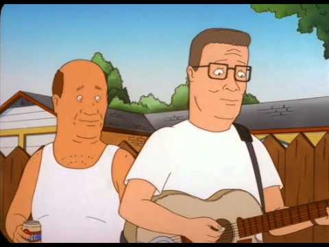 """That time Brian Blush told me about the Refreshments recording the """"King of the Hill"""" theme song"""