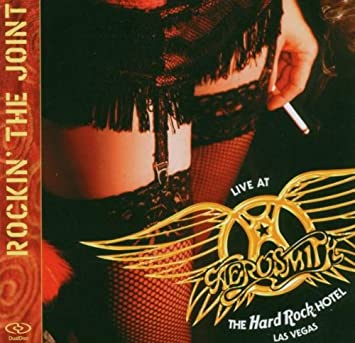Album review: Aerosmith, Rockin' the Joint (2005)