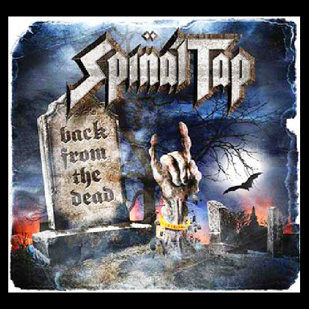 Album review: Spinal Tap, Back From the Dead (2009)