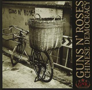 Album review: Guns N' Roses, Chinese Democracy (2008)