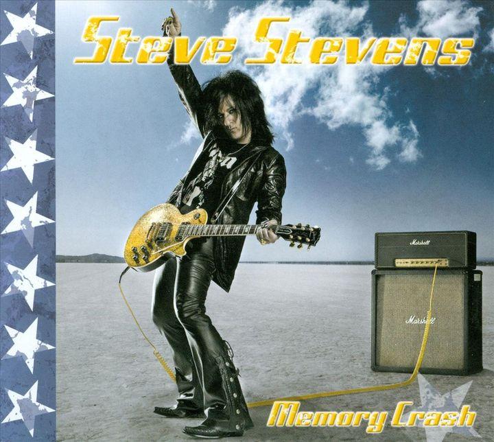 Album review: Steve Stevens, Memory Crash (2008)