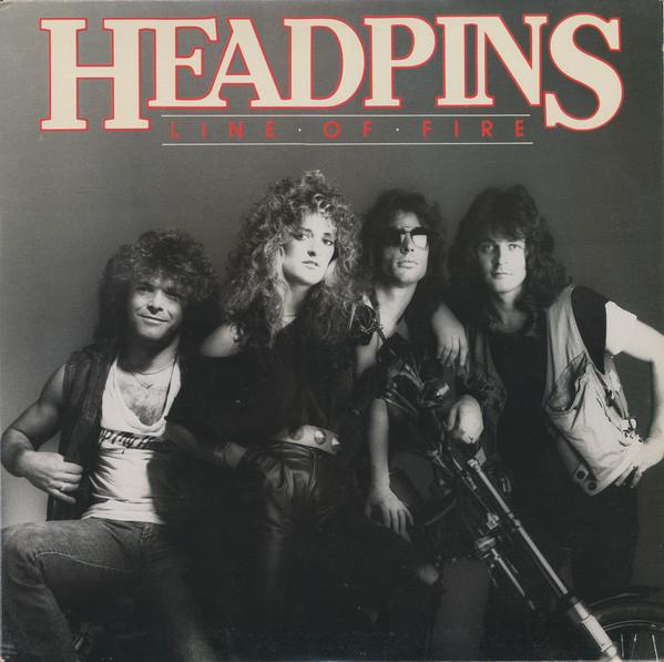 Album review: Headpins, Line of Fire (1983)