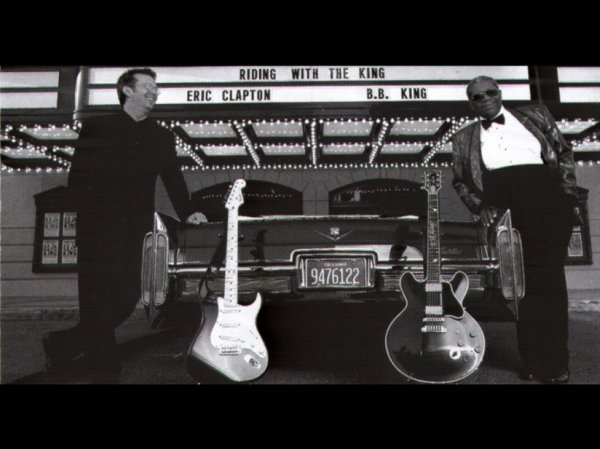 B.B. King says that Eric Clapton was like his girlfriend ...