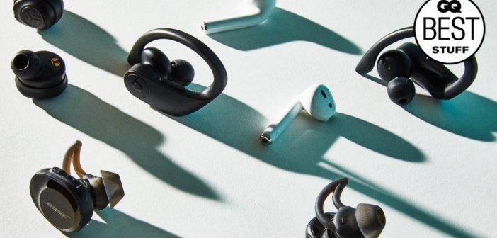 GQ 推薦2019年8款真無線藍牙耳機