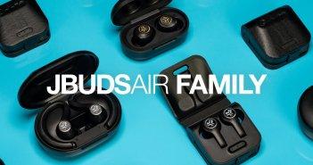 誰是美國藍牙耳機第一品牌?  JLab Audio 榮登殊榮! 新產品 JBuds Air Family 真無線藍牙耳機來台!