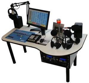 School radio equipment
