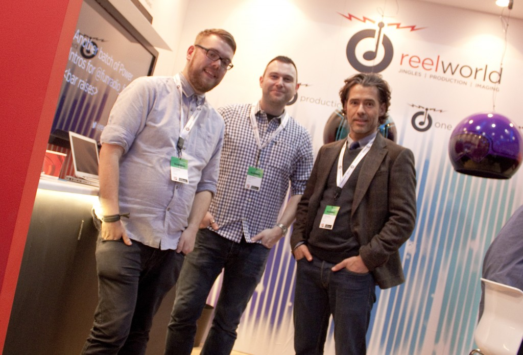The Reelworld Europe team