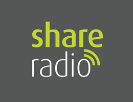 shareradio logo