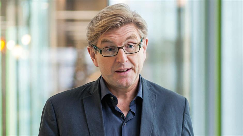Keith Weed. Picture copyright Unilever.