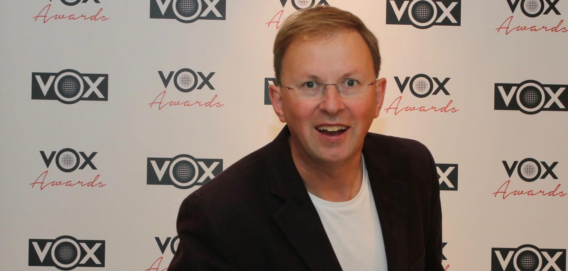 Steve at VOX 2016