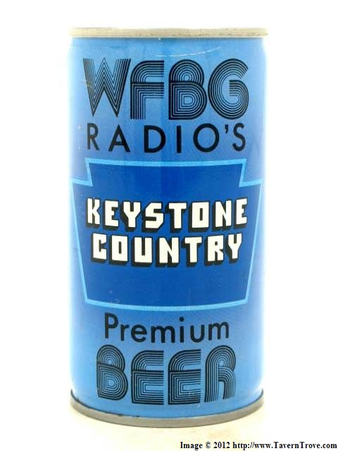 WFBG Radio's Premium Beer
