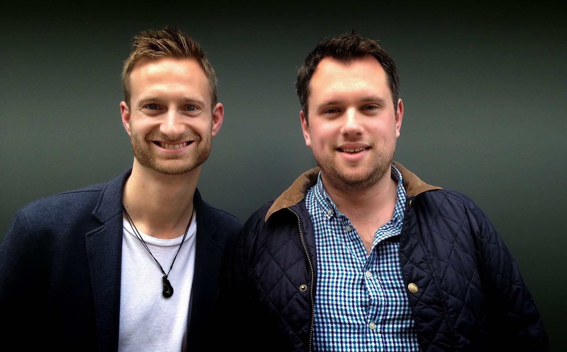 Tom Cross and Adam Burgess of Contraband Media