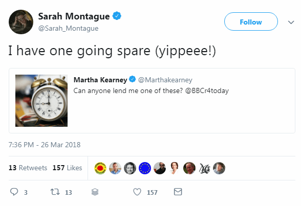 Sarah Montague BBC Radio 4