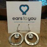 Cubic Zirconia Signature Earrings