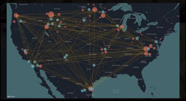 Collegamento ai portali sulla mappa di Earth 2 - earth2italia.net