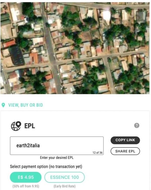 Earth2italia EPL - earth2italia.net
