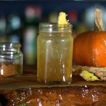 Pumpkin Spiced Mule