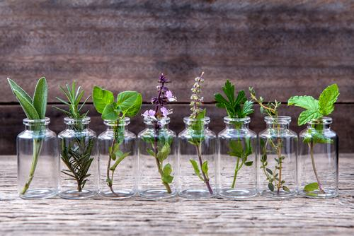 Consider essential oils as an eco-friendly Mother's Day gift idea.