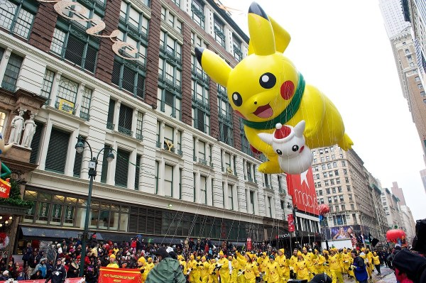 Macy's Thanksgiving Day Parade: Sustainable or Not ...