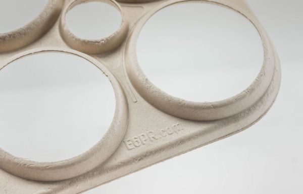 close up of Eco Six Pack Rings