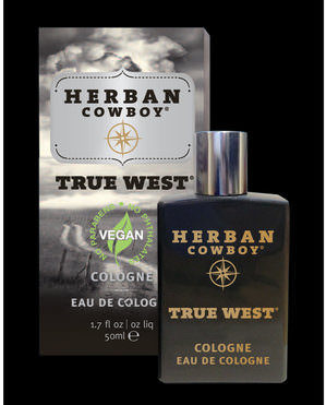 Herban Cowboy True West cologne