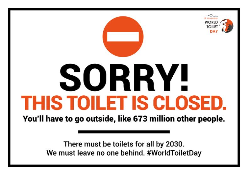World Toilet Day image
