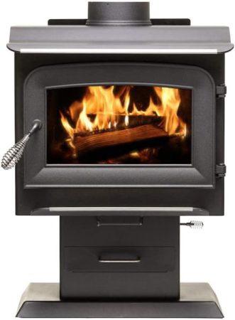 "EPA ""Step 2"" 2020 certified Ashley Hearth wood stove"
