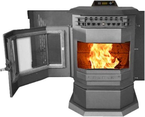 EPA certified pellet stove from Comfortbilt