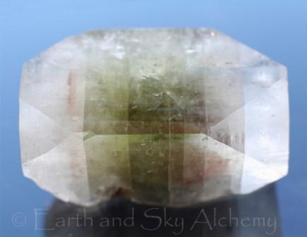 Huge Apophyllite cube crystal