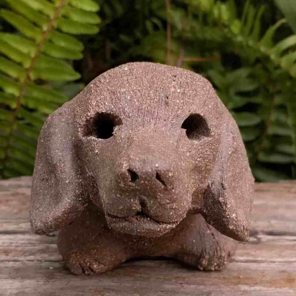 daschund-small-clay-sculpture-garden-margaret-hudson-1024_13
