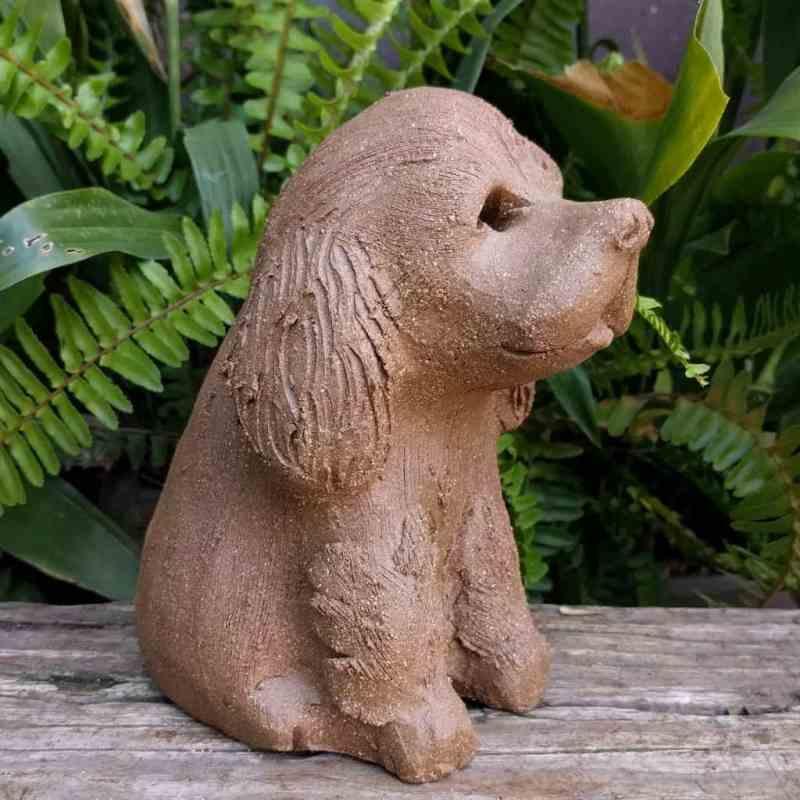medium-cocker-spaniel-clay-sculpture-garden_1024_04