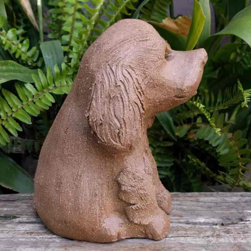 medium-cocker-spaniel-clay-sculpture-garden_1024_06