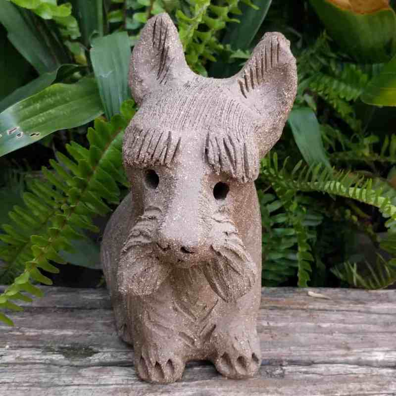 schnauzer-small-garden-sculpture-clay-margaret-hudson-1024-02