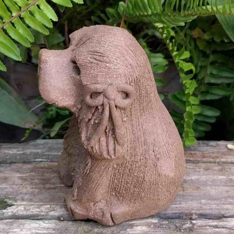 small-cocker-spaniel-clay-sculpture-garden_1024p4_xx