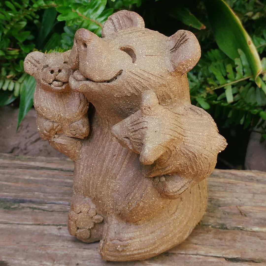 clay-mama-bear-with-playful-cubs-outdoor-sculpture-by-margaret-hudson-earth-arts-studio-6