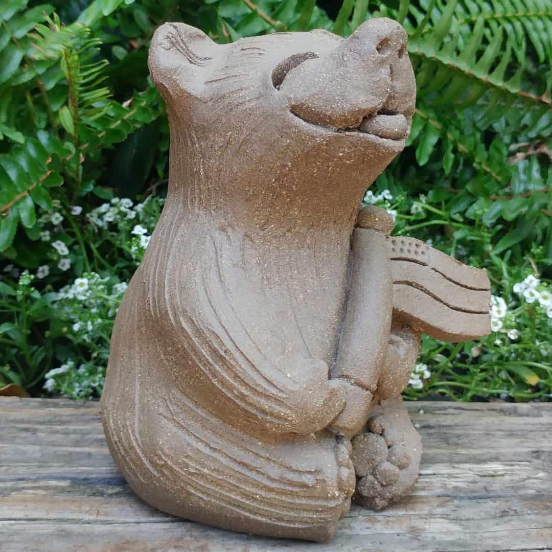ceramic-flag-bear-medium-garden-sculpture-by-margaret-hudson-earth-arts-studio-9