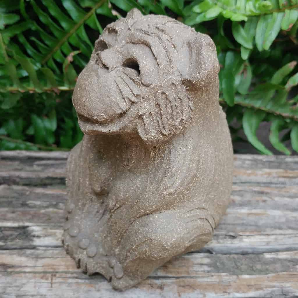 clay-small-monkey-sitting-legs-tucked-1024px-outdoor-figurine-by-margaret-hudson-earth-arts-studio-6