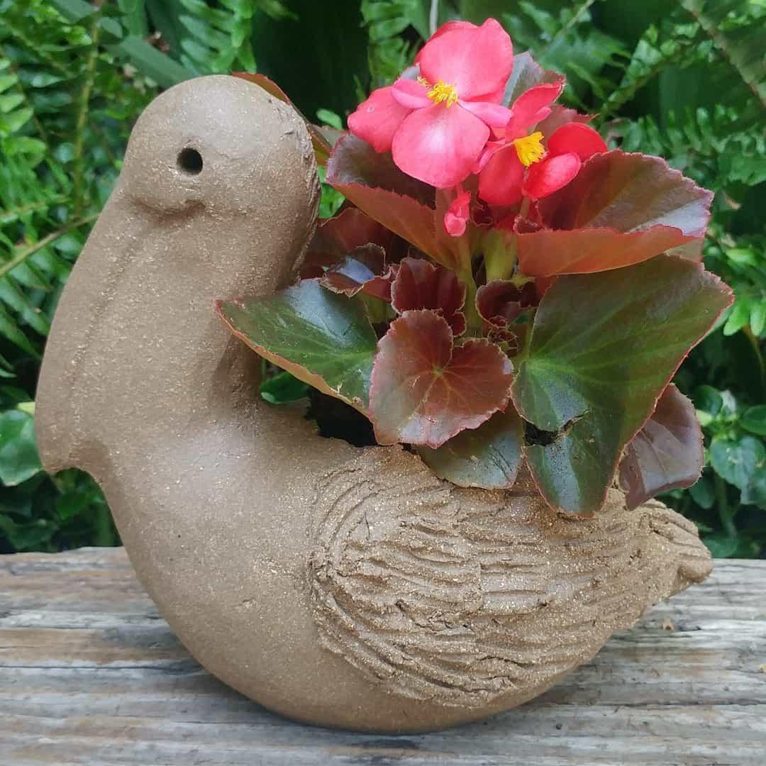 stoneware-pelican-planter-flowers-garden-figurine-by-margaret-hudson-earth-arts-studio-7