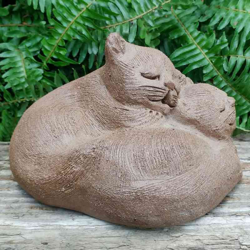 stoneware-cuddling-cats-garden-figurine-by-margaret-hudson-earth-arts-studio-1