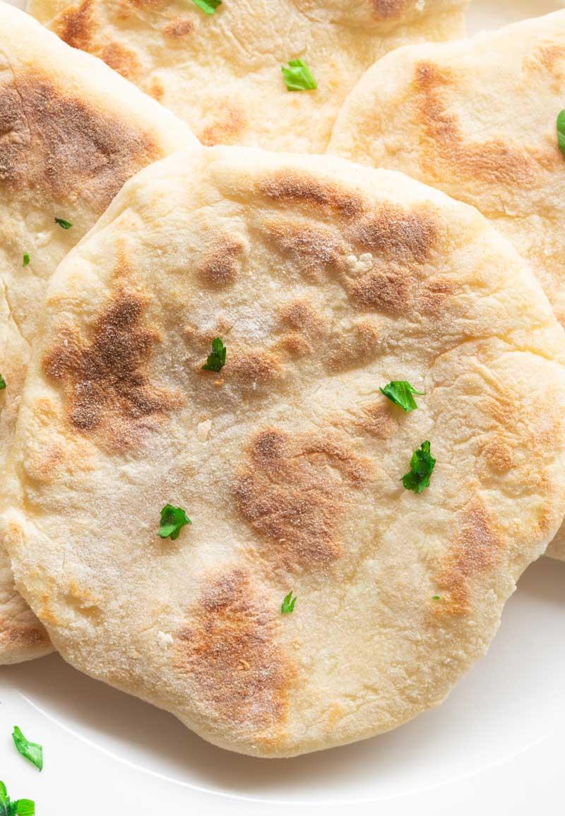2 ingredient flatbread