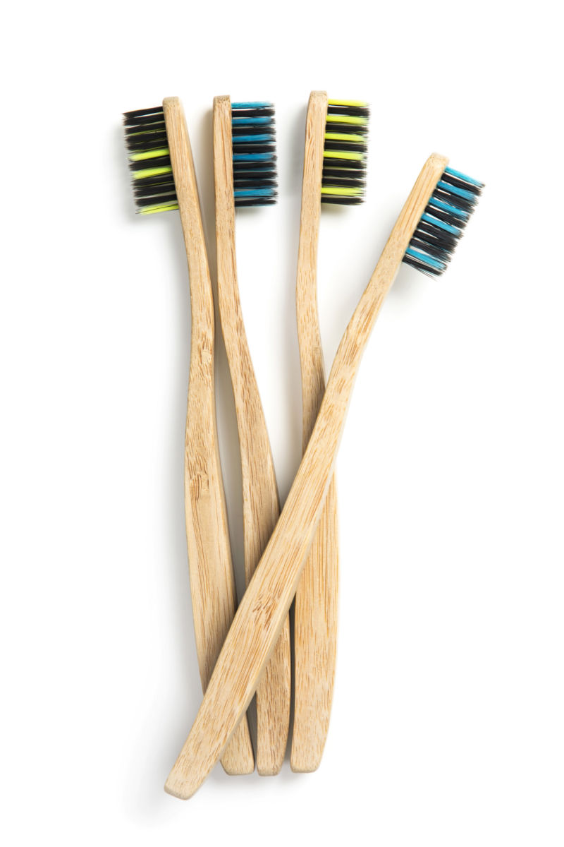 eco friendly toothbrush