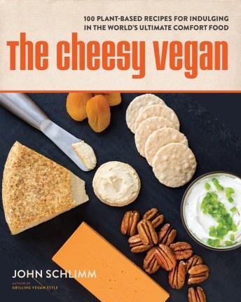 cheesy vegan