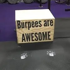 The Psychology of Burpees