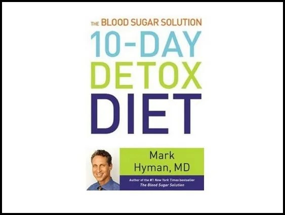 10 Books in 10 Days- The Blood Sugar Solution