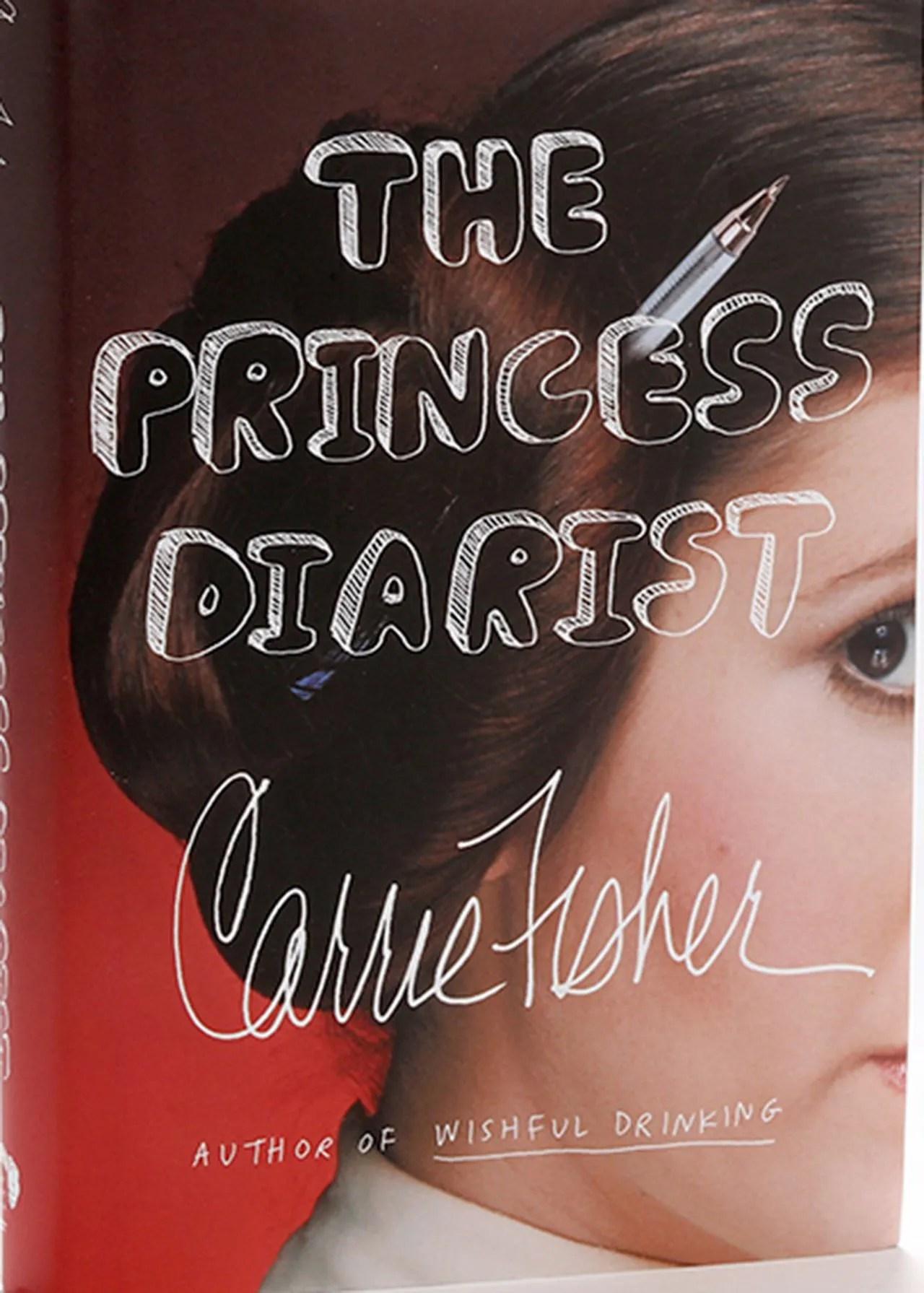 10 Books in 10 Days- The Princess Diarist