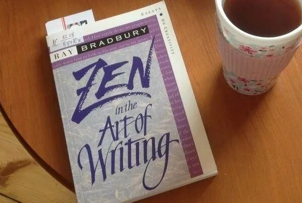 10 Books in 10 Days- Zen in the Art of Writing