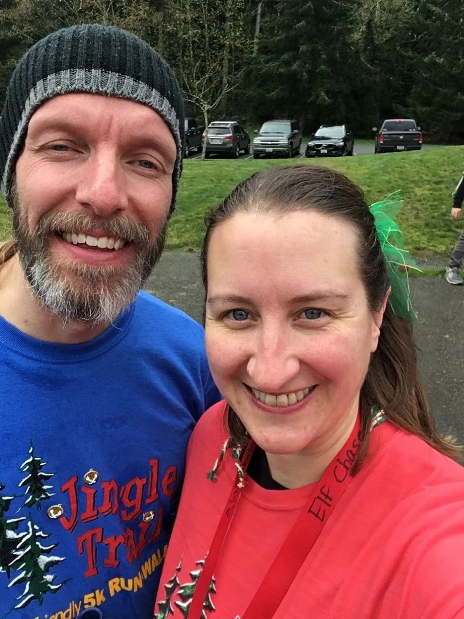 The Most Wonderful Time of the Year…For a Run