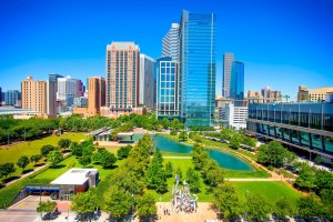 DISCOVERY GREEN® HOSTS EARTH DAY HOUSTON WITH CITIZENS' ENVIRONMENTAL COALITION AND GREEN MOUNTAIN ENERGY
